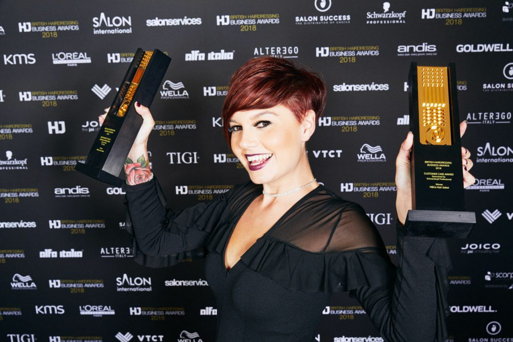 Award Winning Chudleigh Hairdressers, H & Co Hair Salon