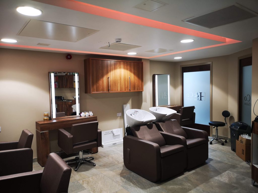 Finlake Spa Hair Salon