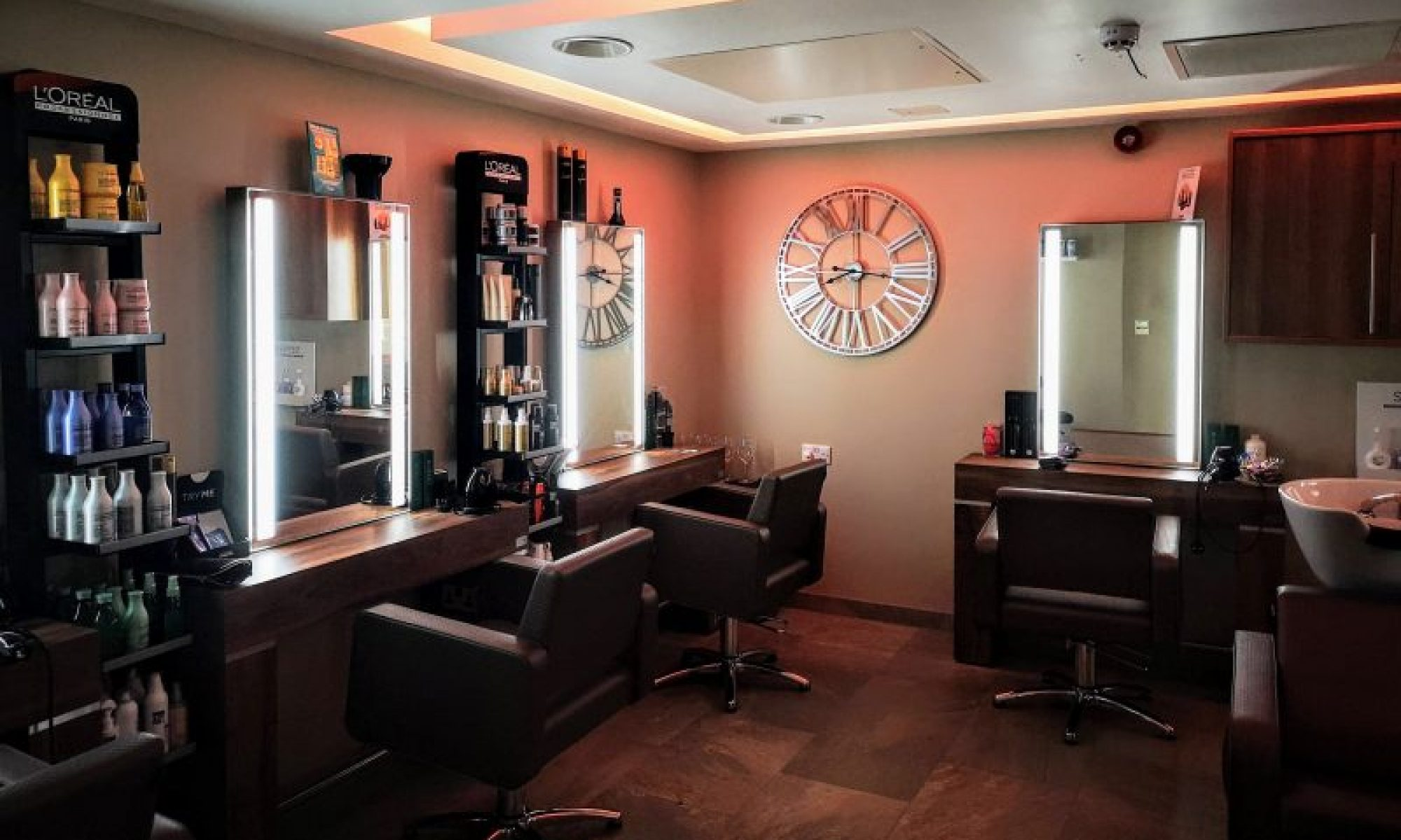 Hairdressing Salon ideal for Newton Abbot, Bovey Tracey & Chudleigh